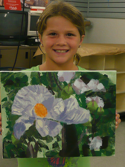 Childrens Art Class